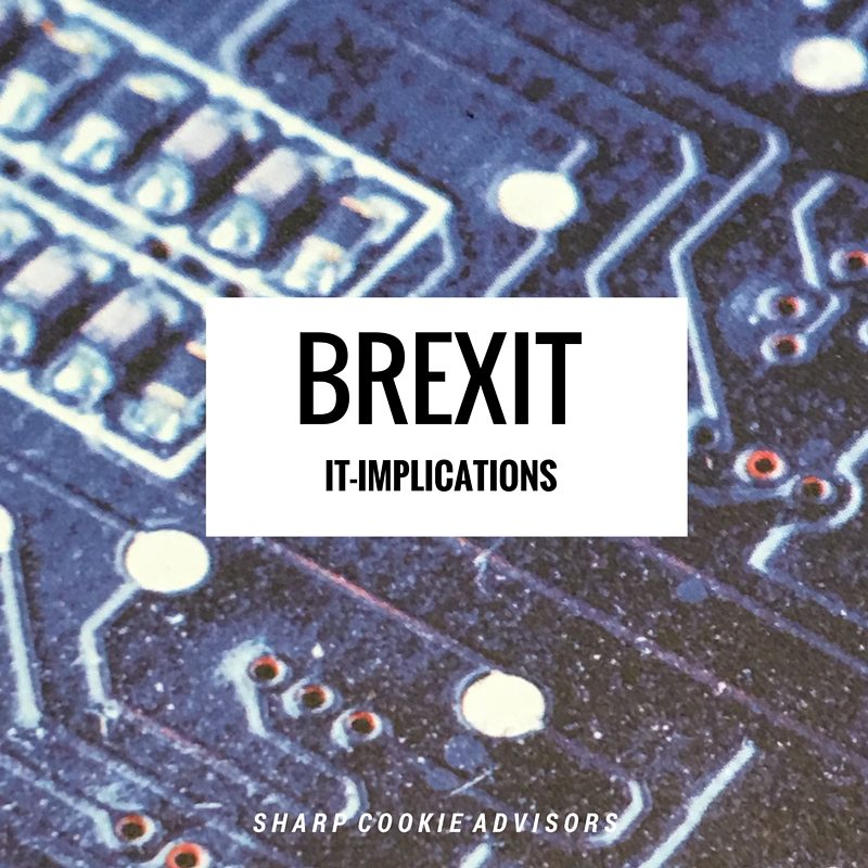 Brexit IT implications